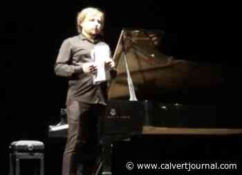 Novosibirsk pianist speaks out against repression - The Calvert Journal