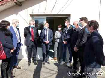 Landes : le centre de vaccination de Soustons a ouvert, un « méga centre » se prépare à Mont-de-Marsan - Sud Ouest