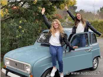 Andernos-les-Bains : deux régions, deux filles pour l'aventure du 4L TROPHY - Sud Ouest