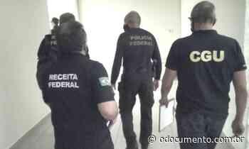 Polícia Federal desarticula organização criminosa que desviava recursos da Prefeitura de Extremoz/RN - O Documento - O Documento