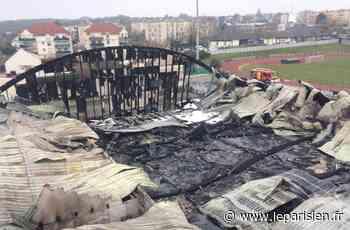 Mantes-la-Ville : après l'incendie, une ville privée de gymnase - Le Parisien