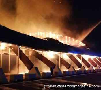 World news – Mantes-la-Ville: le gymnase Aimé-Bergeal dévasté par un incendie - Cameroon Magazine