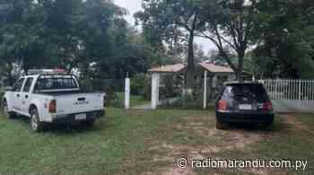 General Artigas: Delincuentes armados ingresan a vivienda y esposan a integrantes de una familia - radiomarandu.com.py