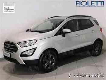 Vendo Ford EcoSport 1.5 TDCi 100 CV Start&Stop Plus usata a Concesio, Brescia (codice 8766936) - Automoto.it