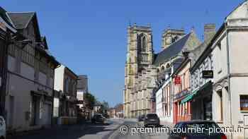 À Corbie, une concertation publique pour revitaliser le centre-bourg a été lancée - Courrier picard