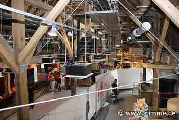 Markthalle in der Alten Kelter Ilsfeld öffnet am Donnerstag - Heilbronner Stimme