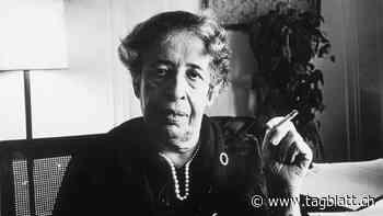 Buchbesprechung - Das Leben von Hannah Arendt im Roman – und das Denken? | St.Galler Tagblatt - St.Galler Tagblatt