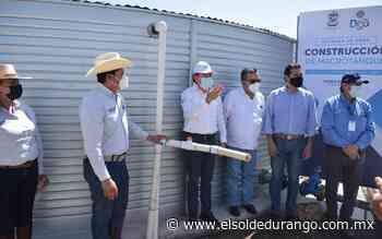 Realizó gobernador Aispuro Torres la quinta visita en el municipio de Peñón Blanco - El Sol de Durango