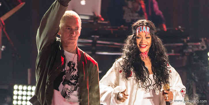 Rihanna's 'Diamonds' Almost Went to Eminem First!