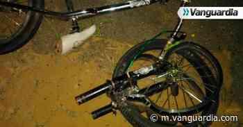 Ciclista falleció en accidente de tránsito, en la vía Aratoca - Curití - Vanguardia