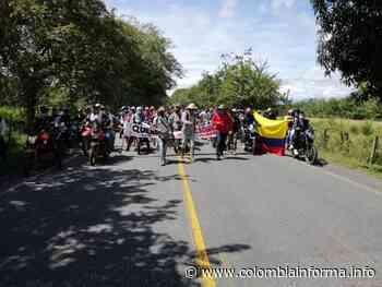 Comunidades del Patía se movilizaron contra fumigaciones con glifosato - Agencia de Comunicación de los Pueblos Colombia Informa