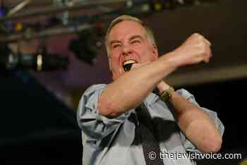 Howard Dean Is Back With An Absolutely Insane Attack On Ron DeSantis - The Jewish Voice