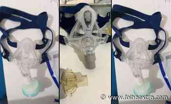 Ibaiti adquire máscaras de ventilação não invasiva para pacientes graves da Covid-19 - Folha Extra