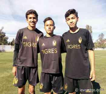 Duranguenses se prueban con Mazatlan FC - La Voz de Durango