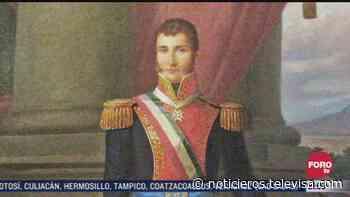 178 aniversario luctuoso de Guadalupe Victoria - Noticieros Televisa