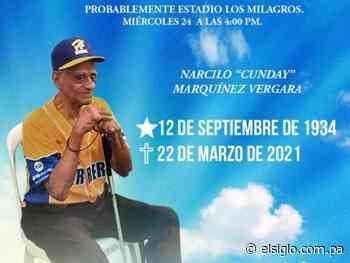 Mañana será el sepelio de Narcilo 'Cunday' Marquínez - El Siglo Panamá