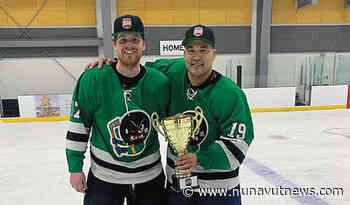 Team Jose Kusugak wins Rankin Inlet Hometown Hockey Tournament - NUNAVUT NEWS - Nunavut News