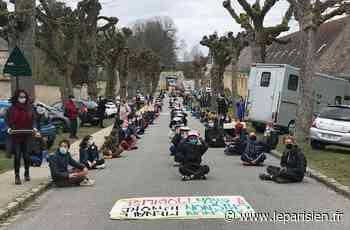 Contre la privatisation de Grignon, «Les étudiants ont osé, on n'a pas réussi, nous, à mobiliser autant» - Le Parisien