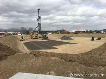 Biogaz : 12,9 M€ pour l'unité de méthanisation à Montbrison - Essor Loire