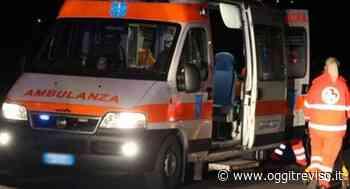 Susegana, perde il controllo della sua auto e finisce nel fosso - Oggi Treviso