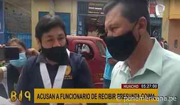 Huaura: acusan a funcionario del municipio de exigir coima | Panamericana TV - Panamericana Televisión