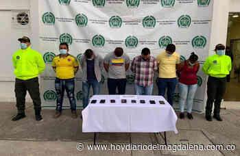 #ENVIDEO: Hermano de alcalde de Yondó, Antioquia, entre capturados de red de apoyo al ELN - Hoy Diario del Magdalena