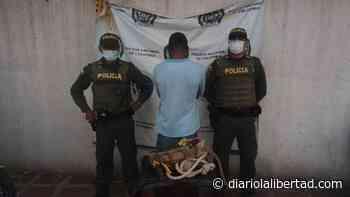 Capturado por manipulación de redes eléctricas en Sabanalarga - Diario La Libertad