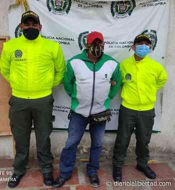 Sijín lo captura en Sabanalarga por acceso carnal violento - Diario La Libertad