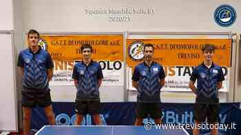Tennis tavolo, colpo grosso del Treviso in trasferta a Castel Goffredo - TrevisoToday