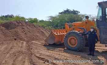 Sullana: Fiscalía del Medio Ambiente interviene minería ilegal en Querecotillo - El Regional