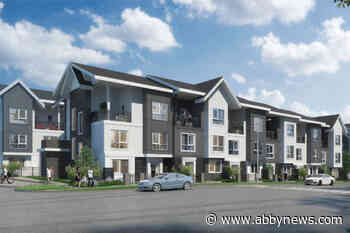 66-unit townhouse development proposed for Clearbrook Road – Abbotsford News - Abbotsford News