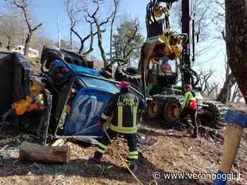 Si ribalta col trattore a San Zeno di Montagna: ferito un ragazzo di 20 anni - veronaoggi.it
