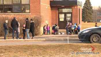 Time change passed at Pointe-Claire elementary school | Watch News Videos Online - Globalnews.ca