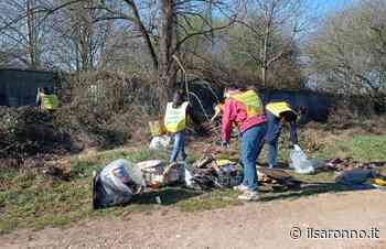 Rifiuti in periferia: Turate ha pulito il verde - ilSaronno