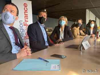 Yvelines. Limay, Mantes-la-Jolie : Valérie Pécresse bat la campagne - actu.fr