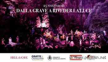"""Grotte di Castellana, """"dalla grave a riveder la luce"""" in occasione del Dantedì - Puglia In"""