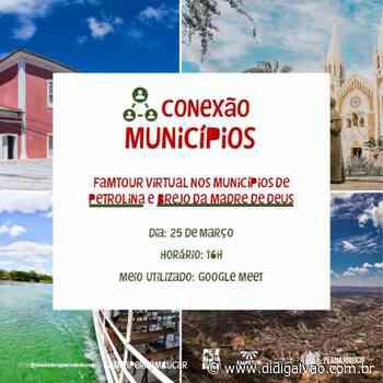 Petrolina e Brejo da Madre de Deus são os destinos do projeto Conexão Pernambuco desta quinta-feira - Blog do Didi Galvão