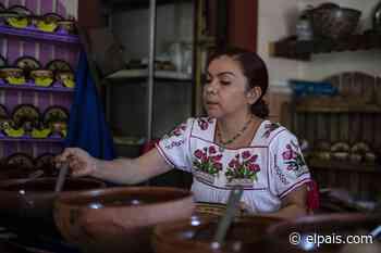 La cocina de mujeres libres que abandera Blanca Villagómez entre los indígenas de Tzintzuntzan - EL PAÍS México