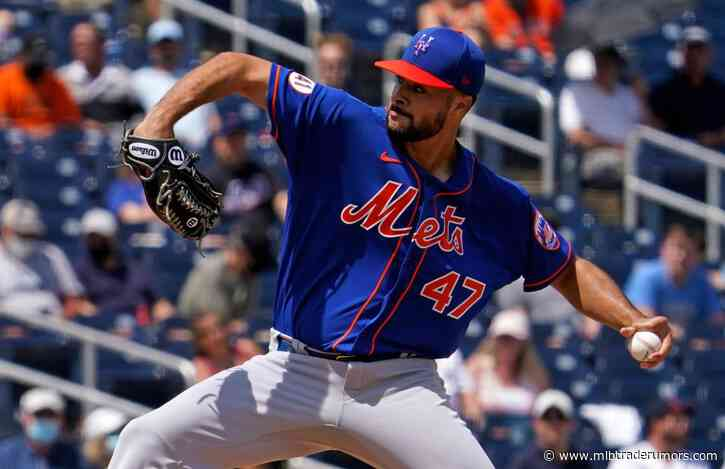 Latest On Mets' Rotation