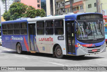 MG: Rodoviários de Conselheiro Lafaiete fazem paralisação nesta terça-feira - REVISTA DO ÔNIBUS