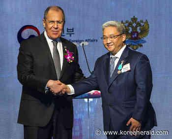 Seoul Cyber University President awarded Pushkin Medal for strengthening Korea-Russia cultural ties - The Korea Herald
