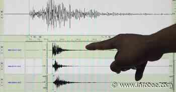 Reportan temblor de 3,8 en Puerto Gaitán, departamento del Meta - infobae