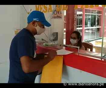 Solicitan vacancia del alcalde Juanjuí - DIARIO AHORA