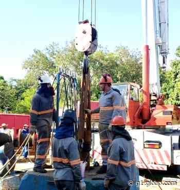 Problema em bomba de poço afeta abastecimento de água em Barra Bonita - G1