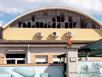 FOTO | Corropoli, esplosione alla MEC FERRO: danni strutturali all'edificio | ekuonews.it - ekuonews.it