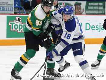 OHL nearing long-delayed puck drop, Ontario politician says - Woodstock Sentinel Review