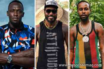 Chris Gayle Speaks On Popcaan's Criticism Of Usain Bolt, Says Artists Should Collaborate Not Mock - DancehallMag