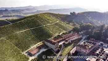"""Il vino """"verde"""" di Fontanafredda, simbolo di rinascita all'insegna della sostenibilità. Andrea Farinetti: """"Il nuovo è rimettere la terra al centro"""". - politicamentecorretto.com"""