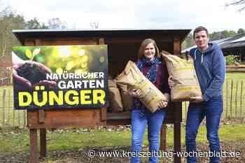 Natürlicher Dünger: Auch Gartenpflanzen brauchen Nährstoffe - Tostedt - Kreiszeitung Wochenblatt