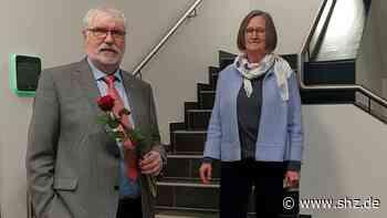 Gemeindevertretung Kropp : Nach 39 Jahren: SPD-Fraktionsvorsitzender Dieter Mahrt gibt Sitz ab | shz.de - shz.de